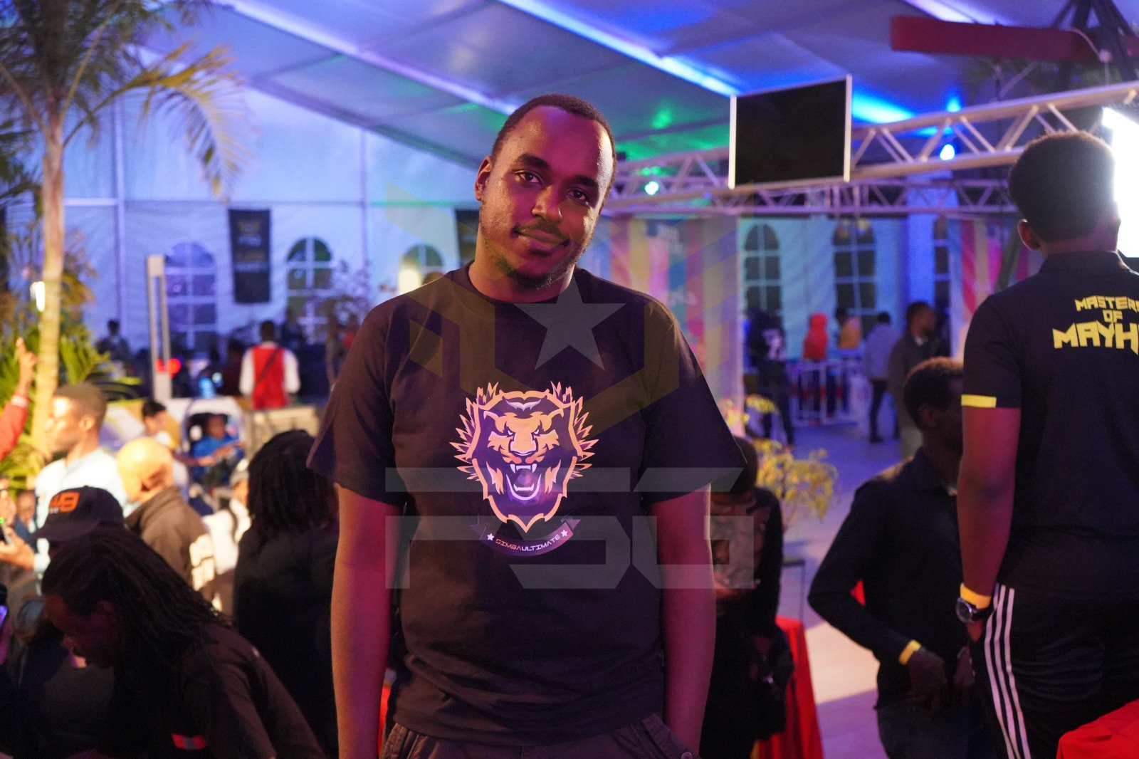 Simba Ultimate Tekken 7 Pro Player DarkTempest 3rd Place at South Africa's CapeTown Showdown 7